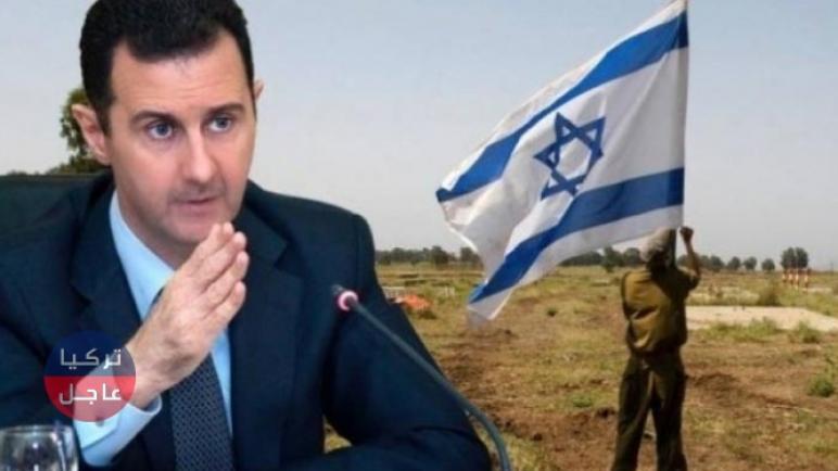 """مركز أبحاث الأمن القومي الإسرائيلي يدعو لاعتماد خطة للإطاحة بـ""""بشار الأسد"""""""