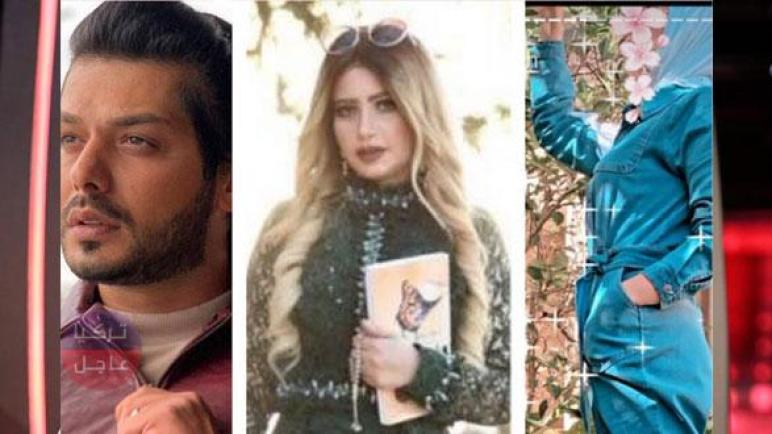 مي العيدان و زهراء البصري يشعلان السوشيال ميديا والأخيرة تخرج عن صمتها