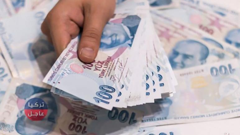 الليرة التركية مقابل الدولار الأمريكي.. 100 دولار كم ليرة تركية تساوي