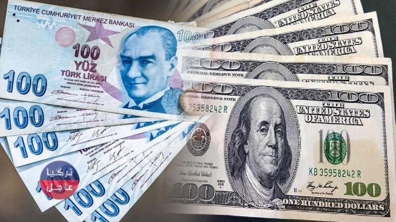 الدولار يُخمد حرارة الليرة التركية ويتغلب عليها ضمن تعاملات اليوم الجمعة