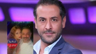 ماذا تفعل ديمة الحايك بأحضان عبد المنعم عمايري الذي لايملك بيت حتى الان باسمه ؟!
