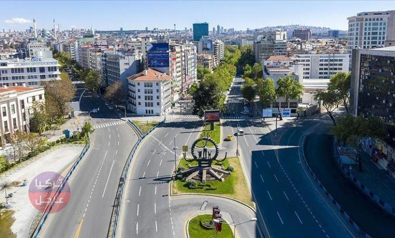 تفاصيل الحظر في تركيا .. 18 يوم يبدأ الخميس 29 نيسان وينتهي 17 أيار