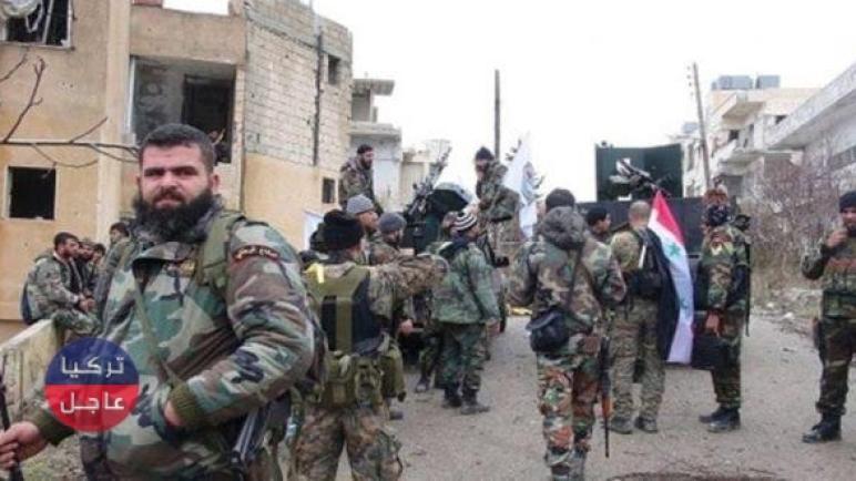 اشـ.ـتباكات عنيـ.ـفة بين ميلـ.ـيشيات إيرانية والفرقة الرابعة في دمشق