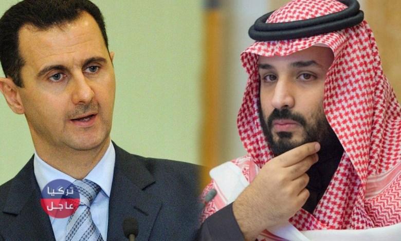 السعودية تعلن عن موقف مفاجئ بخصوص نظام الأسد