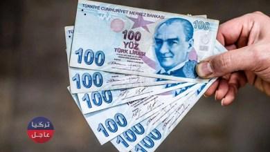100 دولار كم ليرة تركية تساوي .. الليرة التركية مقابل الدولار اليوم الإثنين