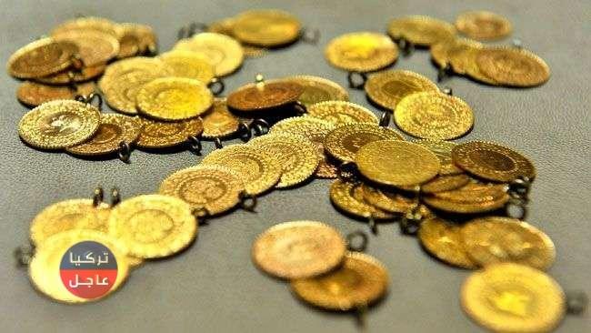 ارتفاع كبير لسعر ليرة الذهب في تركيا وسعر نصف وربع ليرة الذهب
