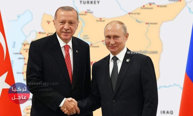 اجتماع تركي روسي بشأن إدلب .. ما الذي نوقش في الاجتماع وما نتائجه؟!