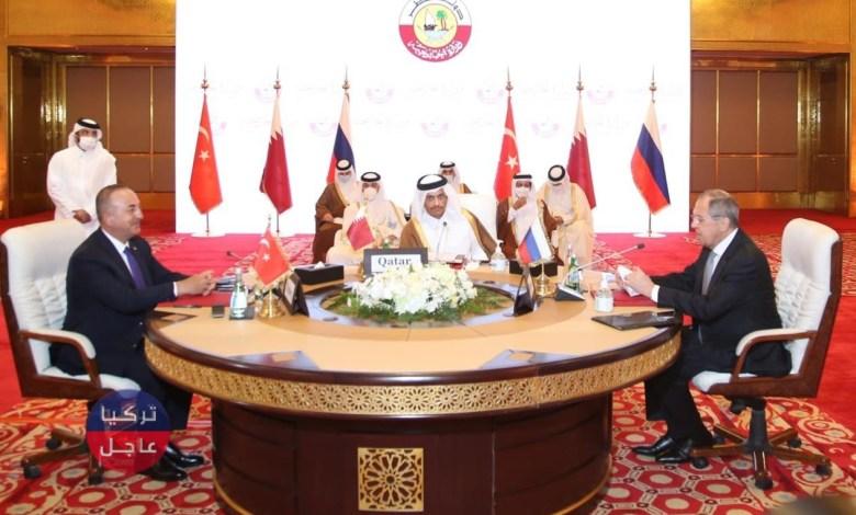 قطر تكشف عن معلومات بشأن التفاهمات الروسية التركية بشأن سوريا