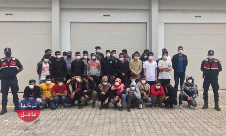 بينهم سوريون .. ضبط 73 شخص في ولاية أنطاليا بعملية واحدة