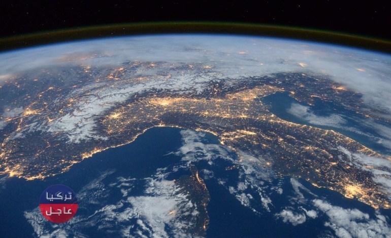 فيديو مذهل يختزل تطور الأرض على مدار أربعة مليارات سنة في أربع دقائق فقط!