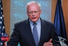 """جيمس جيفري يدلي بتصريحات هامة بشأن بشار الأسد والملف السوري ويطالب """"بايدن"""" بالتحرك في سوريا"""