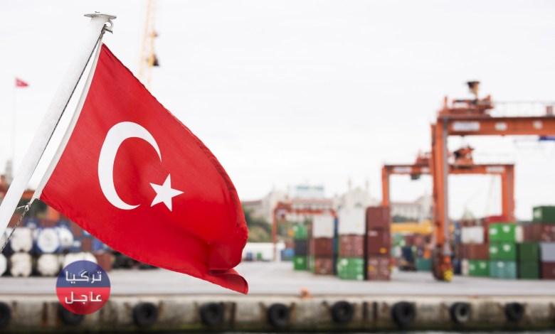 تركيا تسجل أعلى رقم لصادراتها في الأشهر الـ 12 الماضية