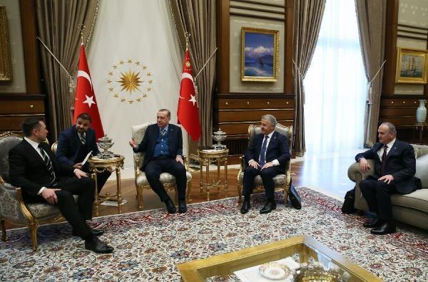 Erdogan, Elon Musk, Turkish media highlights