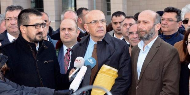 Enis Berberoglu, CHP lawmaker, court, prison sentence