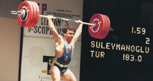 Naim Suleymanoglu, Olympic Games