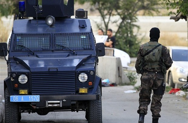 Islamic State, Ankara, raids, police, crackdown, suspects