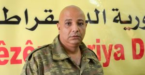 Syrian Defense Forces, spokesman, Talal Silo, defection, FSA