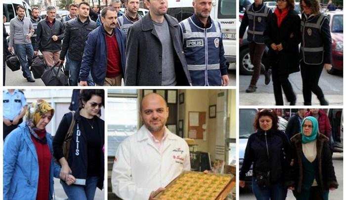 Supreme Court, Turkey, suspects, mass trials