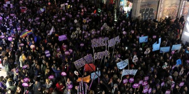 Turkish media highlights, Erdogan, Syria, women's rights