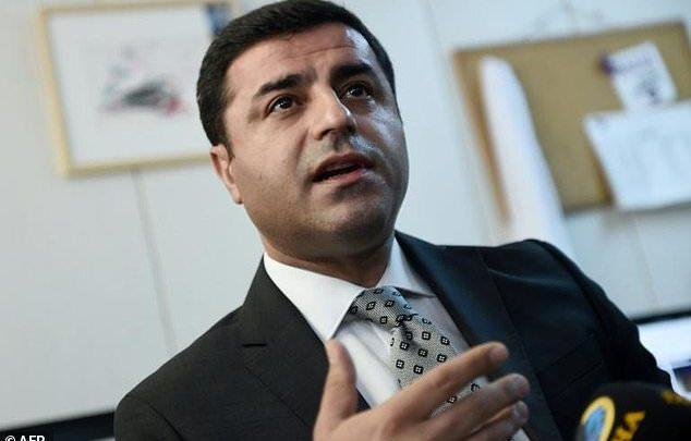 Selahattin Demirtas, HDP, Turkey, trial