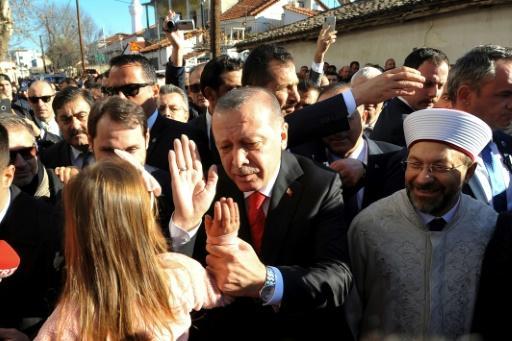 Erdogan, Western Thrace, Greece, Turkish minority