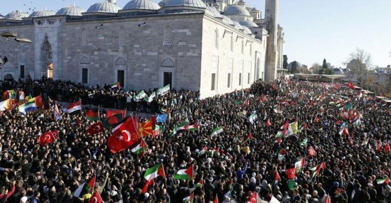 Jerusalem, Israel, Istanbul, Turks, protest