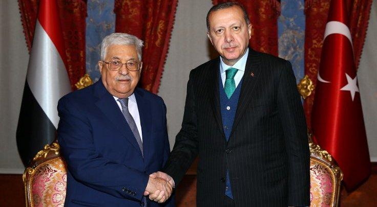 Abbas, Palestine, Erdogan, Jerusalem