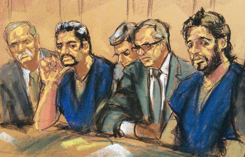 Reza Zarrab, Mehmet Hakan Atilla, Halkbank, arrest