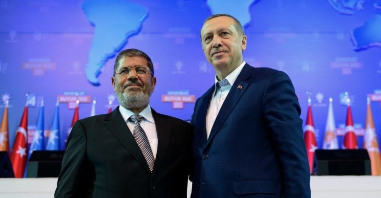 Egypt, Turkey, relations, normalization