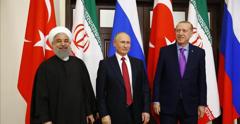 Turkey, Russia, Iran, Sochi, rebels, initiative, peace summit