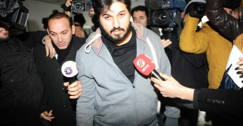 Reza Zarrab, Berat Albayrak, trial