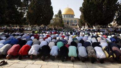 Friday prayers, Jerusalem, al-Aqsa, Israel, Turkish nationals