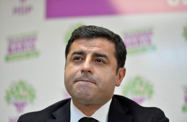 Turkey, Selahattin Demirtas, HDP, jailed leader