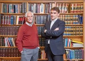 Douglas Bregman and Andreas Akaras.