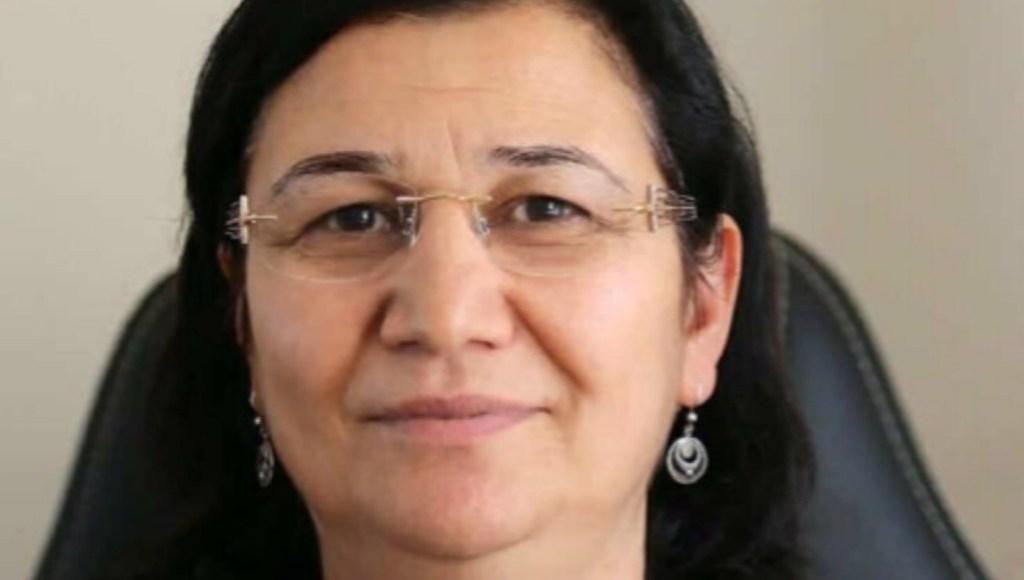 Pro-Kurdish politician Leyla Guven.