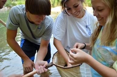 Educational Programing: Aquatic Ecology Class