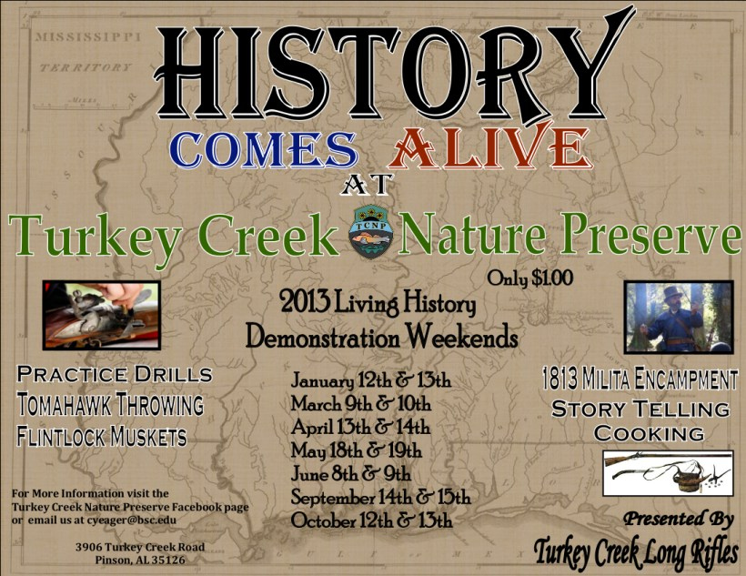 living history Flyer
