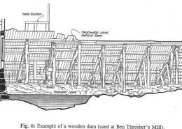 Wooden Dam