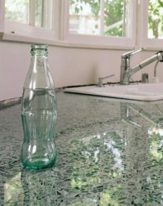 counter-recycledglass