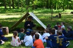 Educational Programing: Living History Class