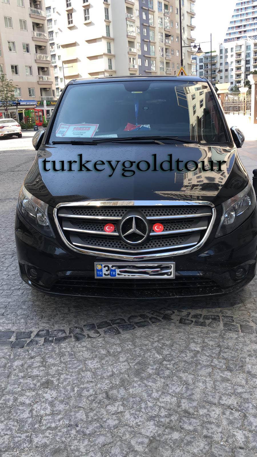 سائق في تركيا