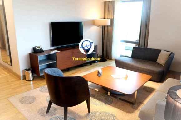 شقق فندقيه في اسطنبول للعوائل