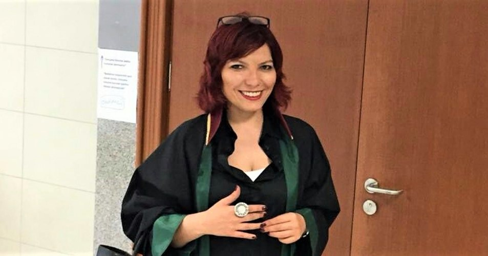 Istanbul lawyer sent to prison due to social media postings: report