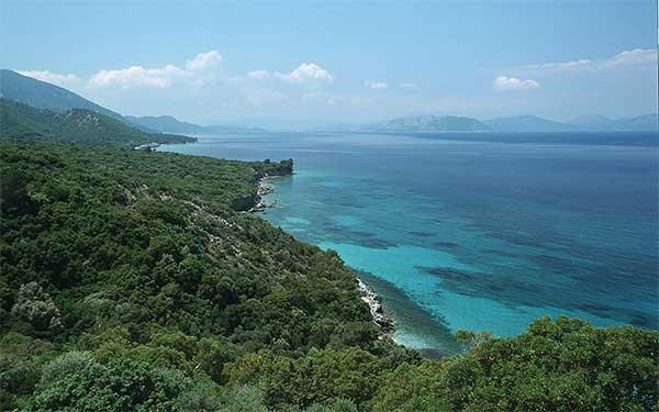 ساحل دریای سیاه - آب و هوای ترکیه