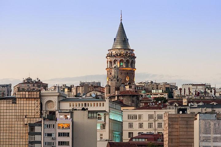 galata, tower