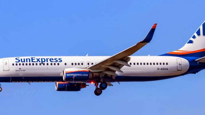 Sunexpress, kuva: flickr.com