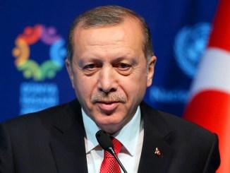 Turkin presidentti