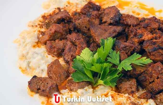 Alinazik kebab