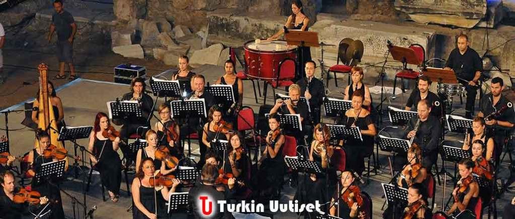 Antalyan valtiollisen sinfoniaorkesteri