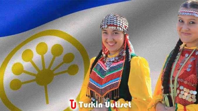 Turkin kieliset kansat - Baškiirit